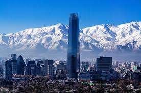Apresentador Fernando Joly em férias com a família no Chile