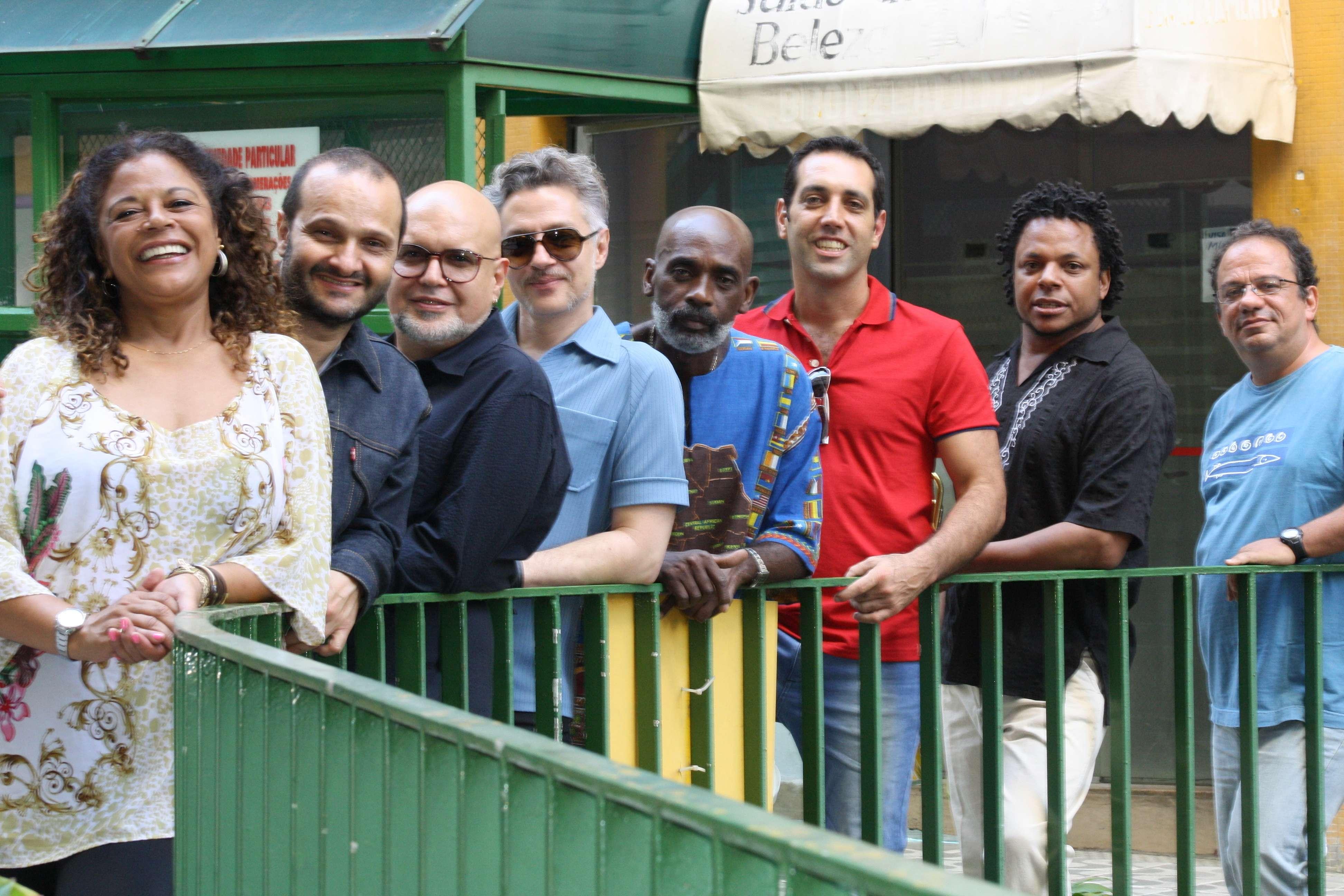 Noite cheia de swing com Clube do Balanço e Jorge Ben