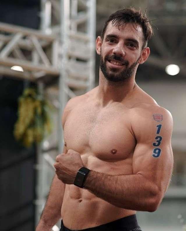 Atleta de CrossFit foi considerado o 17º homem mais condicionado da América Latina