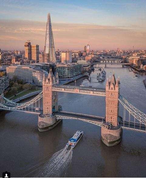 Alta acentuadade visitantes brasileiros no Reino Unido