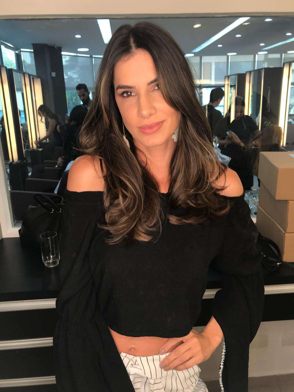 Beauty Week com a renomada modelo, Taty Betin