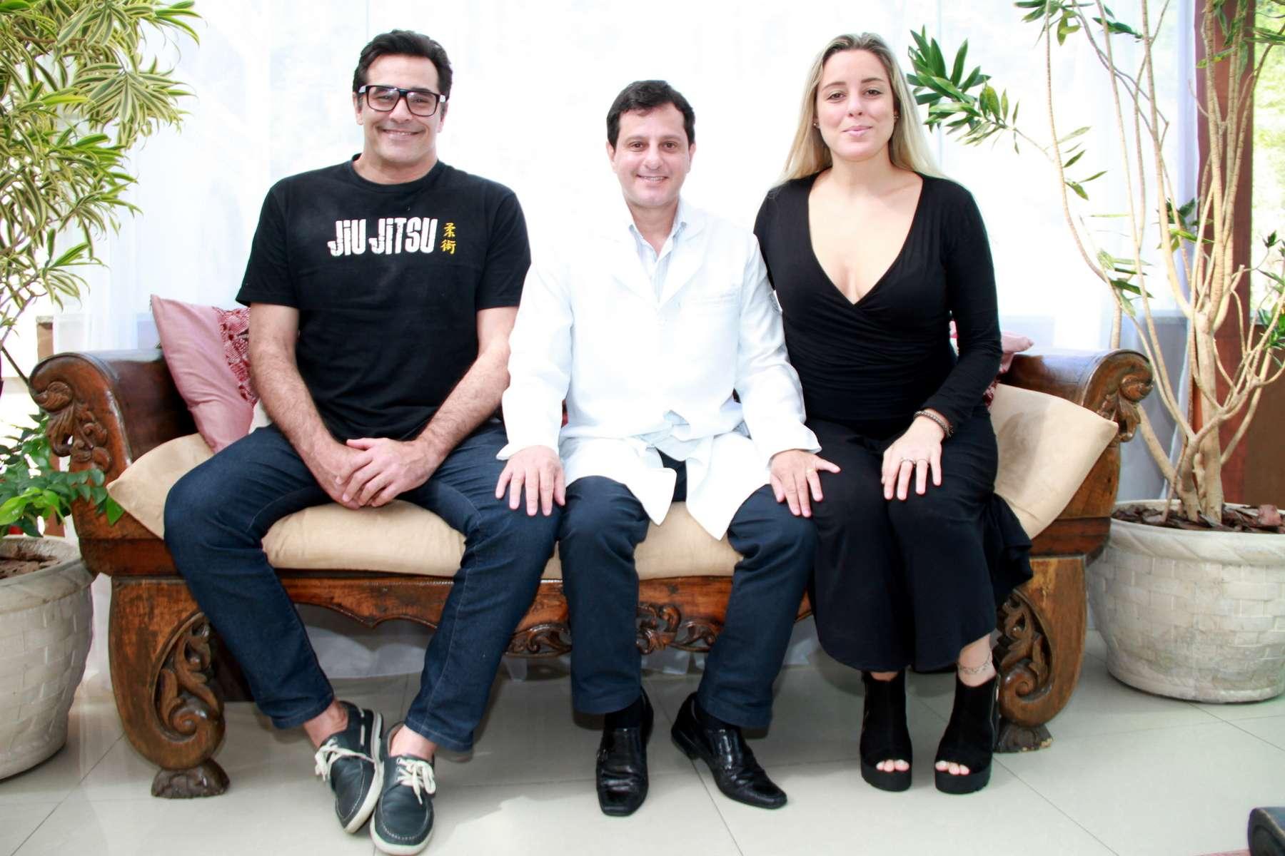 """Luciano Szafir acaba de filmar o longa """"Estação Rock"""""""
