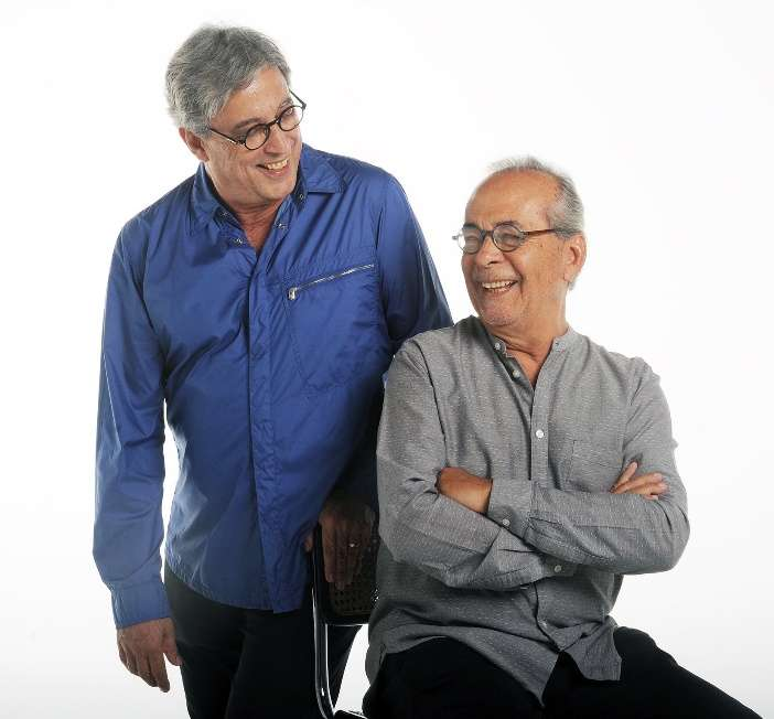 Show do CD Cumplicidade com Ivan Lins & Gilson Peranzzetta