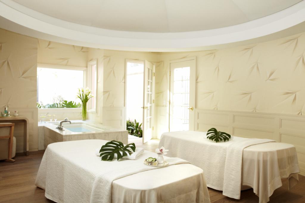 Novos tratamentos no SPA do Hotel Bel-Air