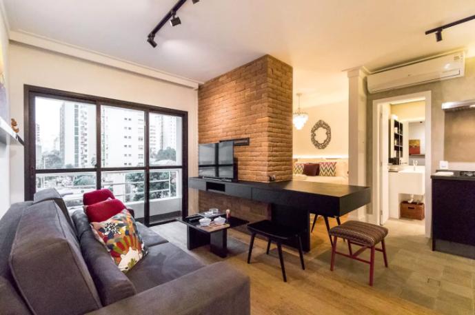 A plataforma Airbnb revela as casas mais desejadas no Brasil