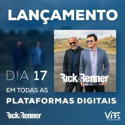 Rick & Renner lançam grande hit