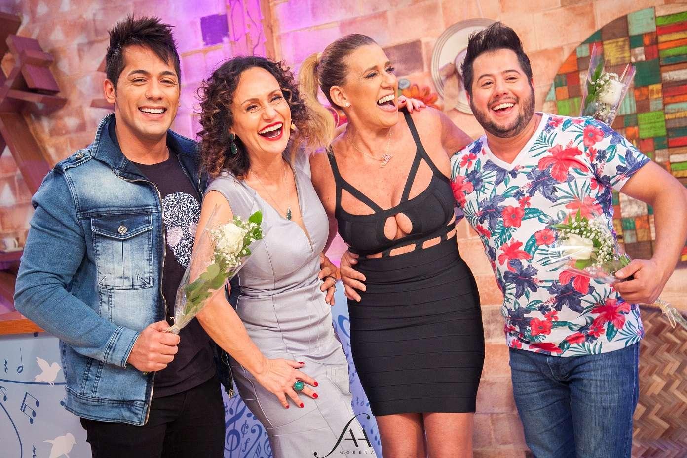 "Ritmo Brasil traz Rita Cadillac que fala sobre ""Luz Del Fuego"""