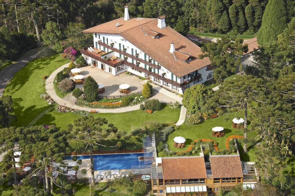 Destino romântico no Hotel mais alto do Brasil