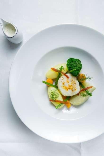 Verão Europeu com menu especial no Hotel Le Meurice