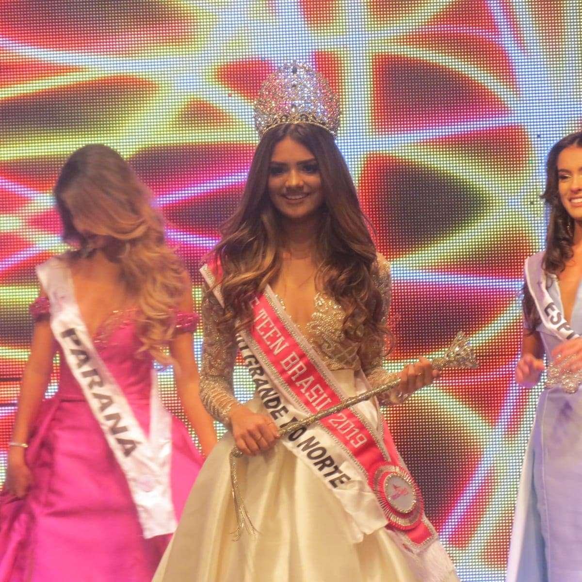 Concurso Miss Teen Brasil 2018/2019 em Olímpia