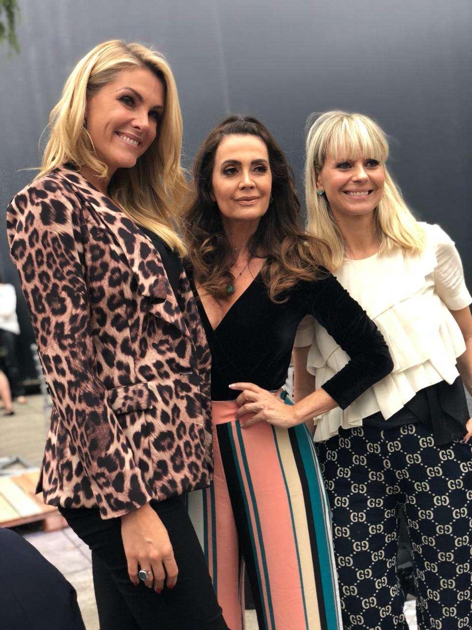 Claudia Métne prestigia  a 8ª Edição do Fashion Meeting