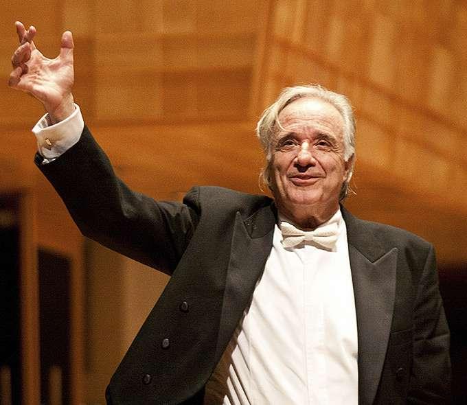 Maestro João Carlos Martins em única apresentação