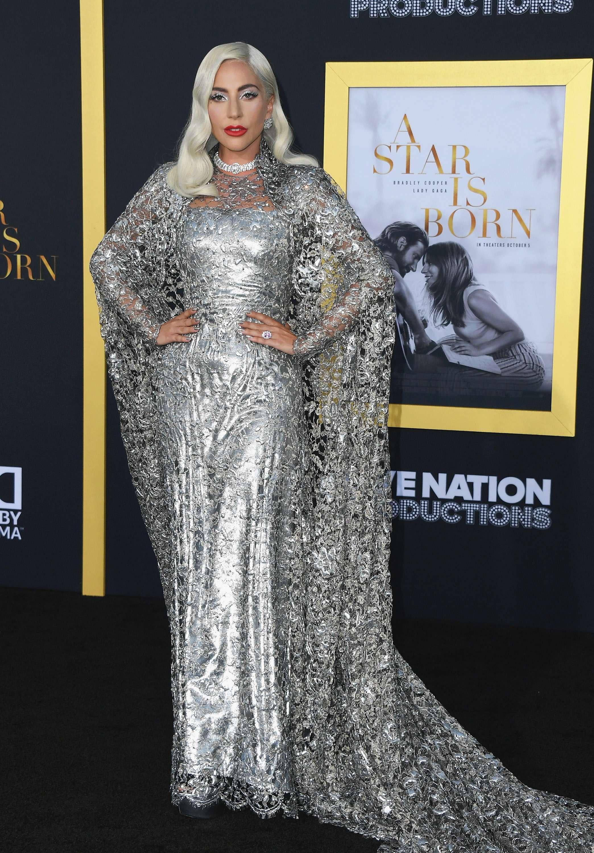 """Lady Gaga é protagonista em """"Nasce uma Estrela"""""""