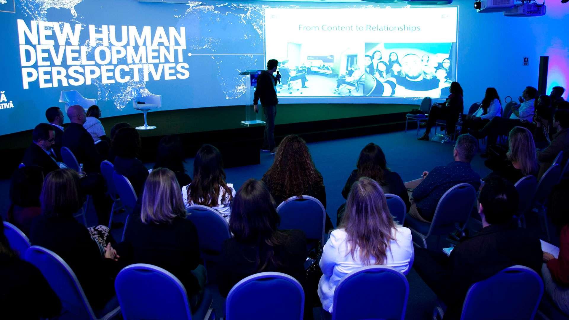 Fórum IBEX 2018 e soluções de desenvolvimento humano