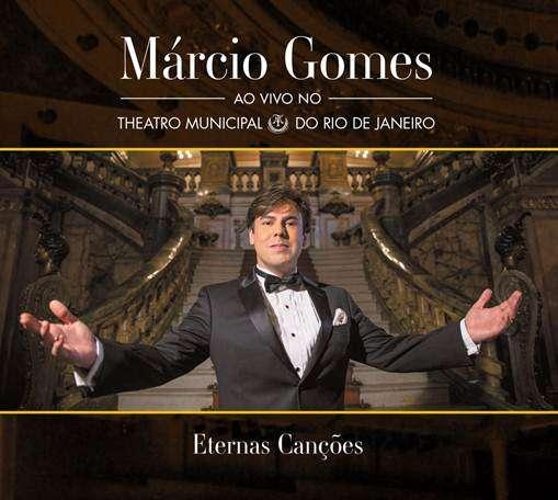 MÁRCIO GOMES, amanhã, no Teatro Riachuelo RJ