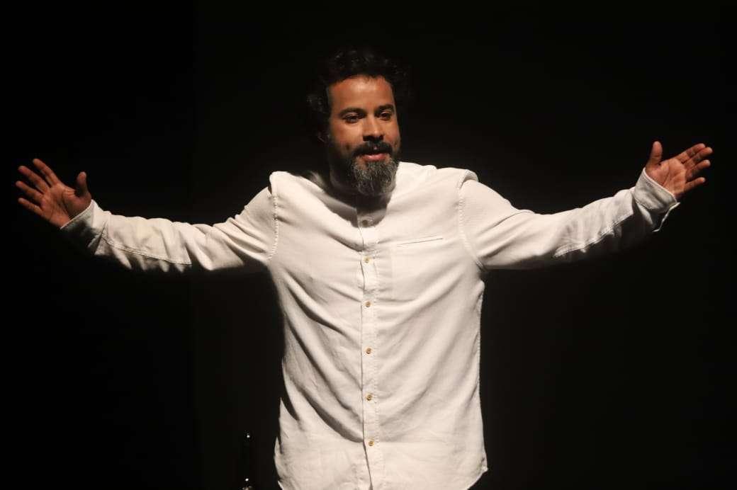 """Musical """"GONZAGUINHA: O Eterno Aprendiz"""" no Rio"""