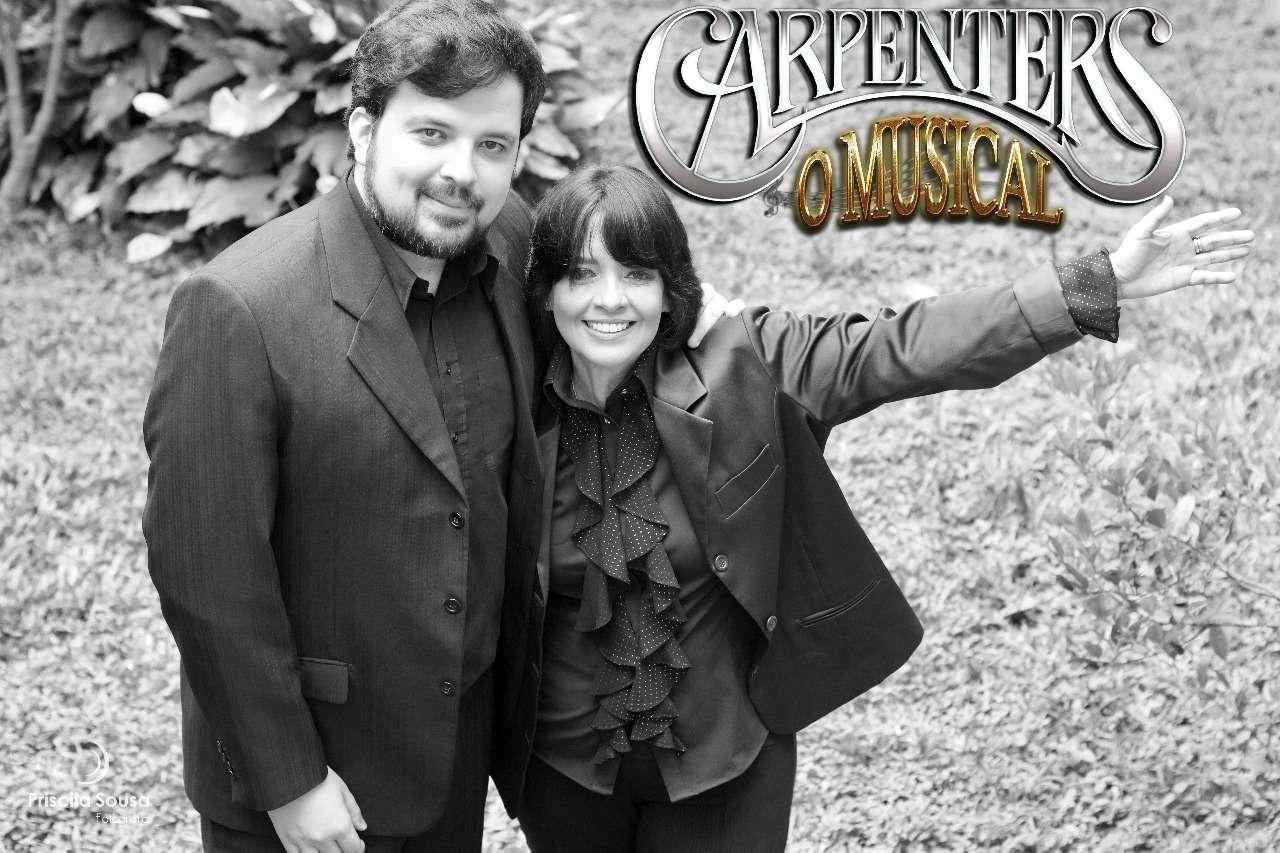 """O melhor da música com """"The Carpenters O Musical"""""""