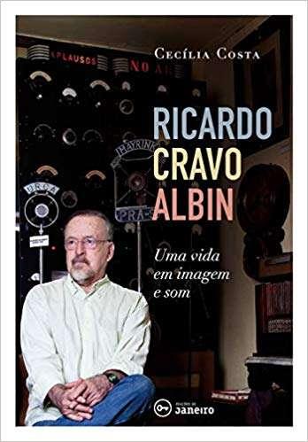 Lançamento do livro de Ricardo Cravo Albin na Urca