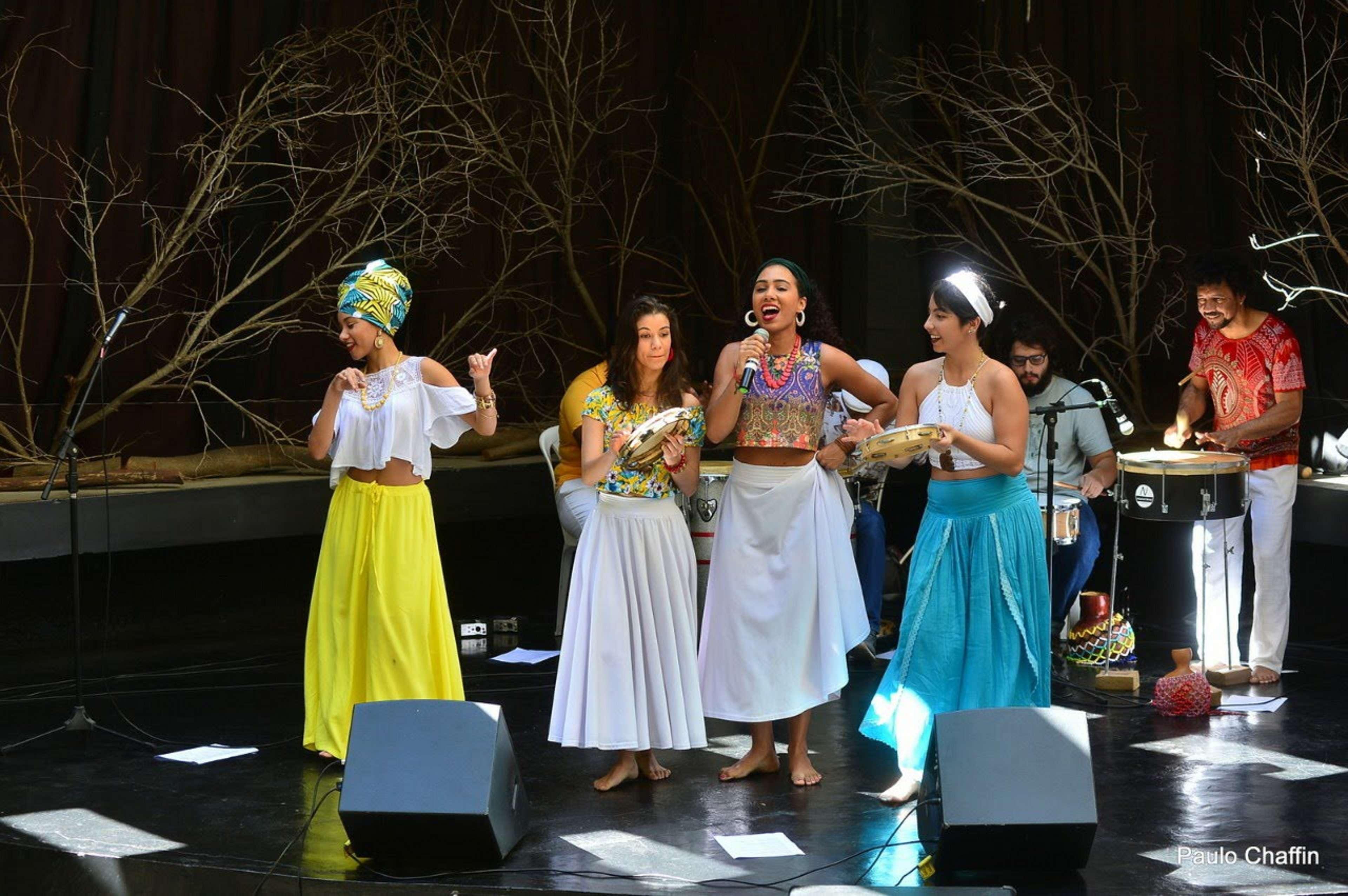 Festival dosPovos Tradicionais Africanos e Afro-diaspóricos