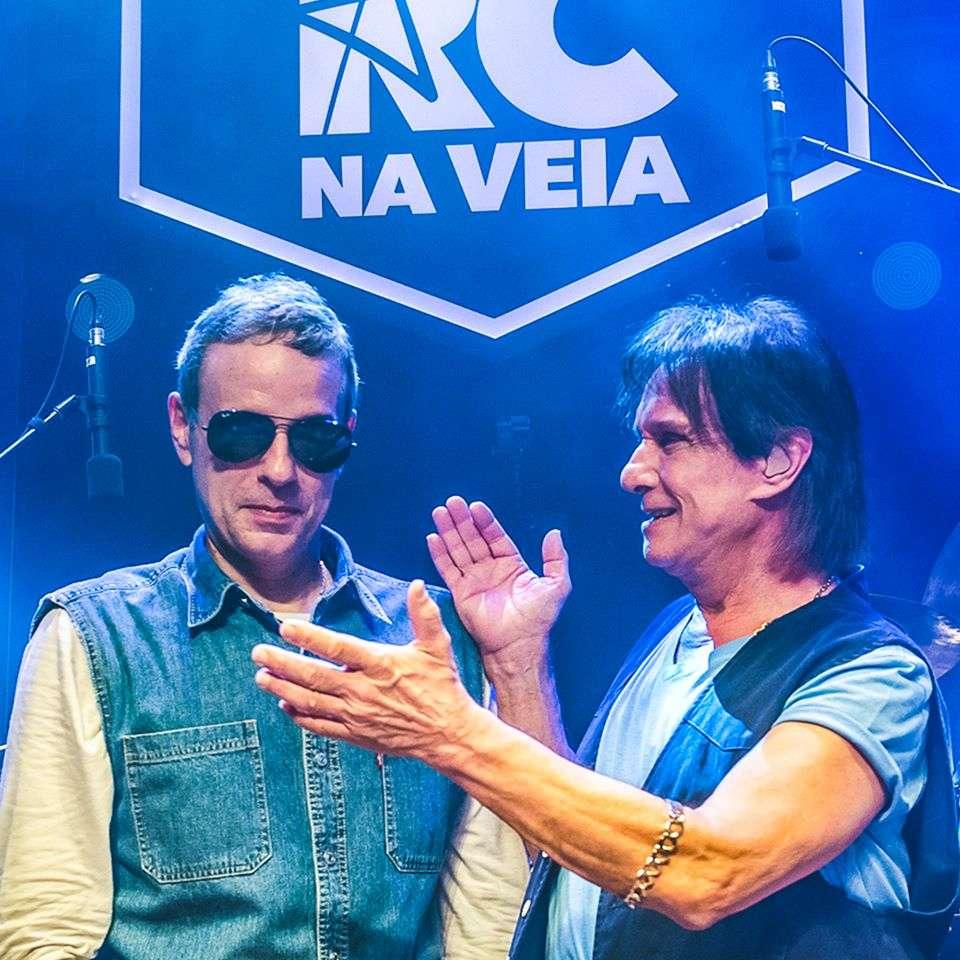 Aniversário de São Paulo com RC Na Veia e Wanderléa