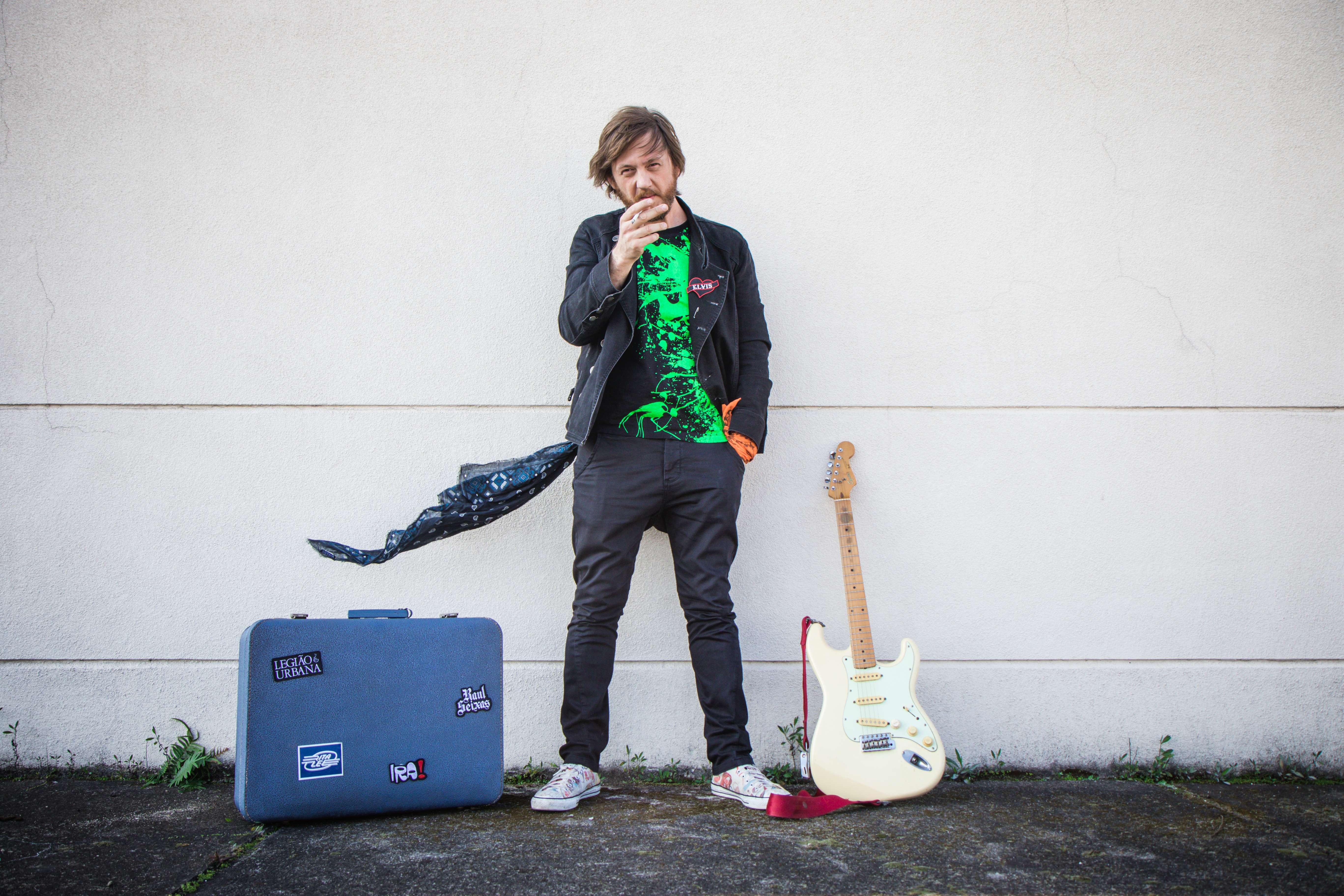 Tributo ao rock nacional com André Frateschi