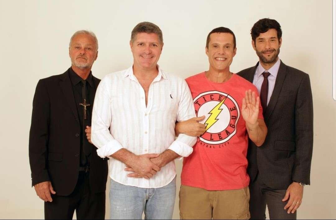 """Comédia """"Um casamento feliz"""" em temporada no Rio"""