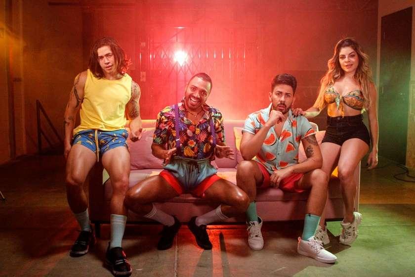 """Aposta de hit do Carnaval 2019 """"EU VOU TU VAI"""""""