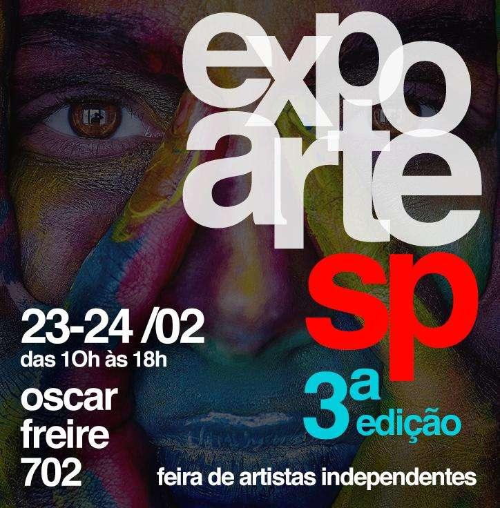 Feira de Arte Contemporânea Expo Art São Paulo 2019