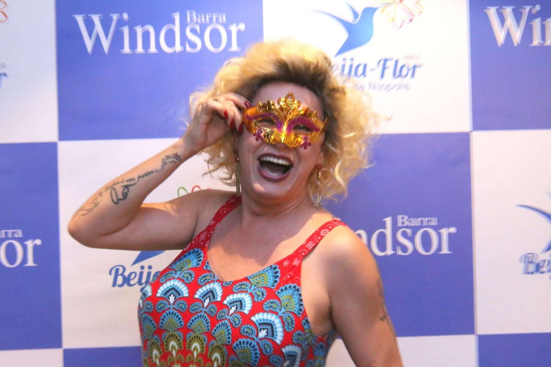 Rede Windsor abriu oficialmente o carnaval 2019