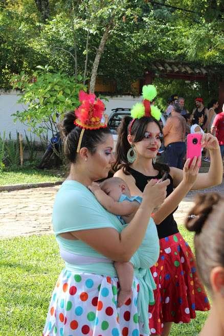 Carnaval de marchinhas e blocos de rua em Tiradentes