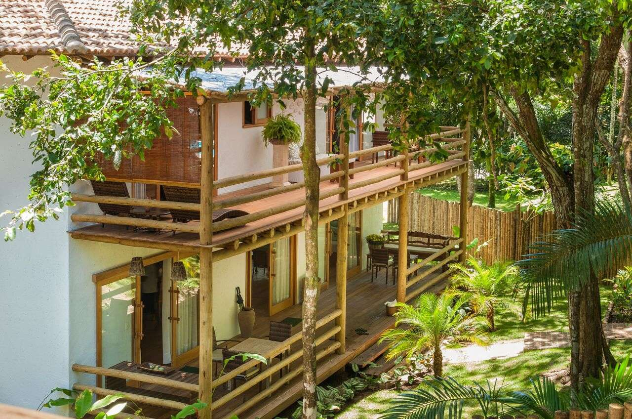 Badalado hotel-boutique em Troncoso, na Bahia