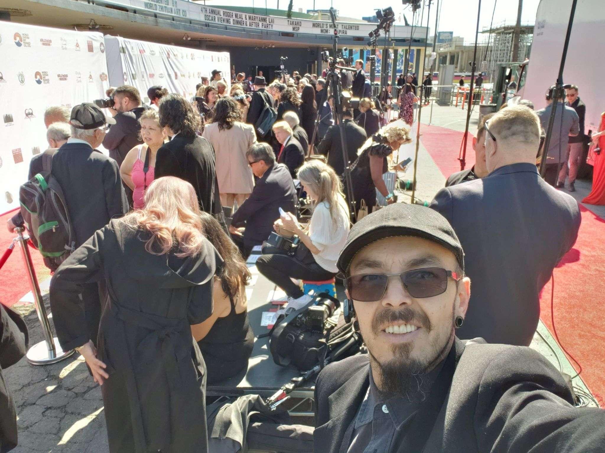 A maior festa da cinema mundial em Hollywood
