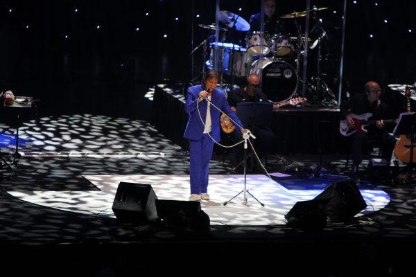 Turnê do Rei Roberto Carlos no Radio City Music Hall