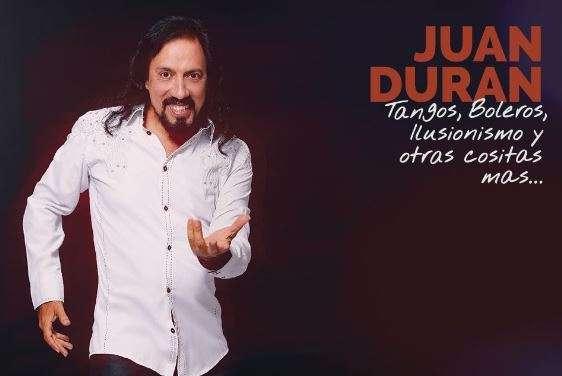 JUAN DURAN NO TOM BRASIL DIA 28/04/2019