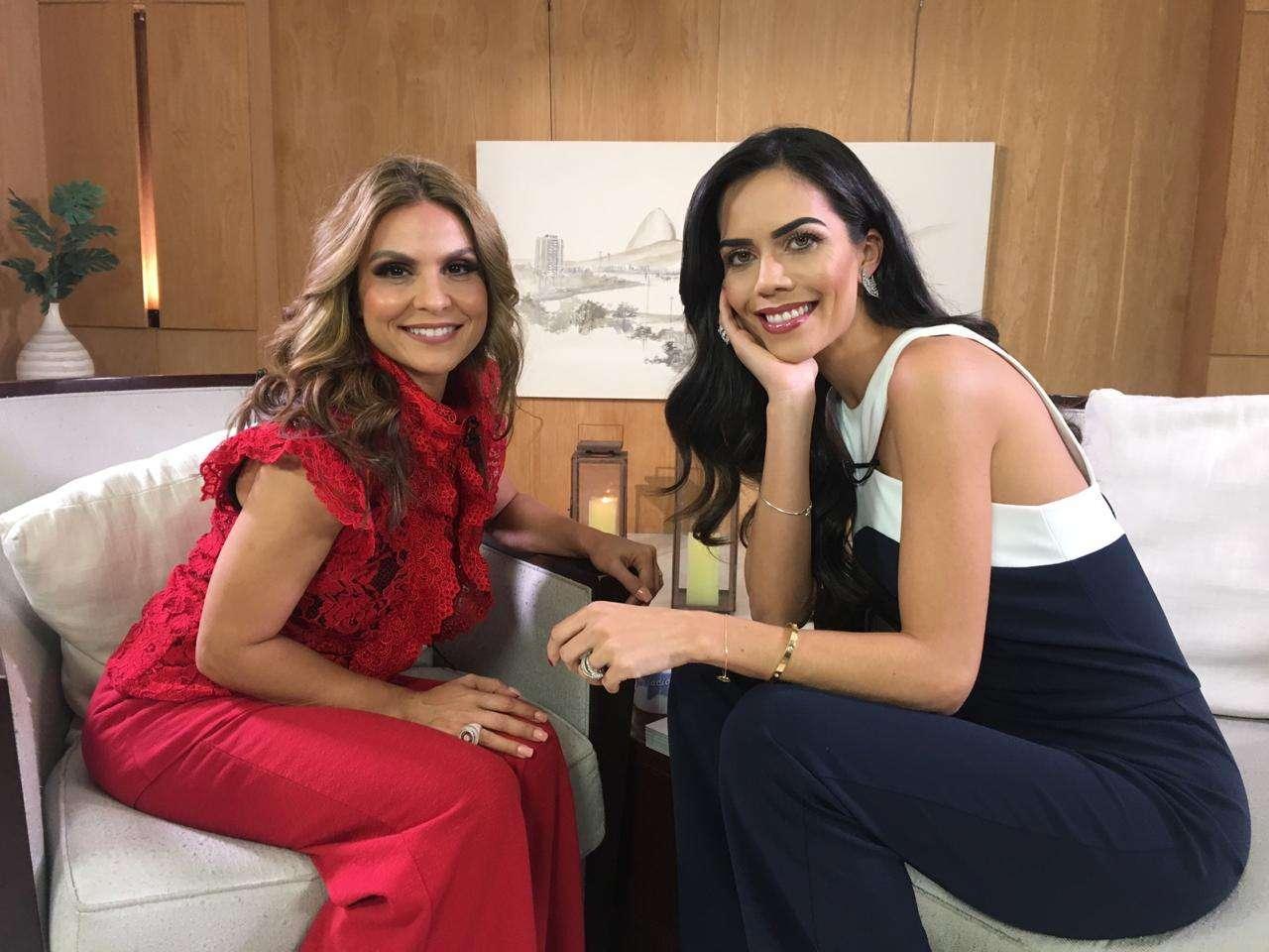 Aline Barros abriu o coração na RedeTV!
