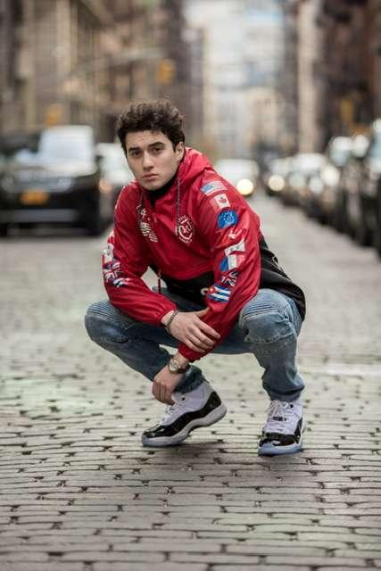 Ensaio fotográfico no SoHo em Nova Iorque
