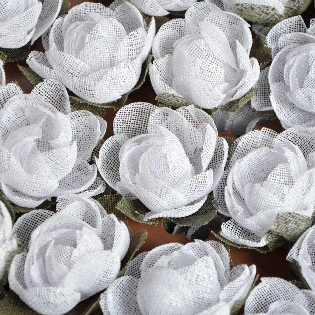 Forminhas Decorativas em Botão de Flor ou em Pétalas
