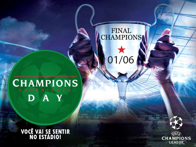 "Tom Brasil e  o campeonato ""Champions Day Experience"""