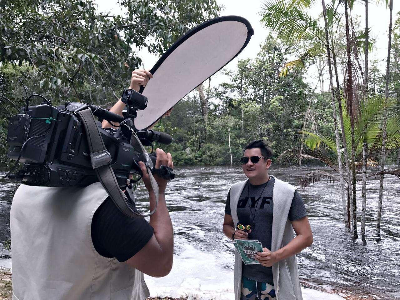 Programa do Natan lidera audiência no Amazonas