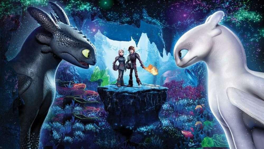 'Como Treinar o Seu Dragão' chega em Blu-ray e DVD