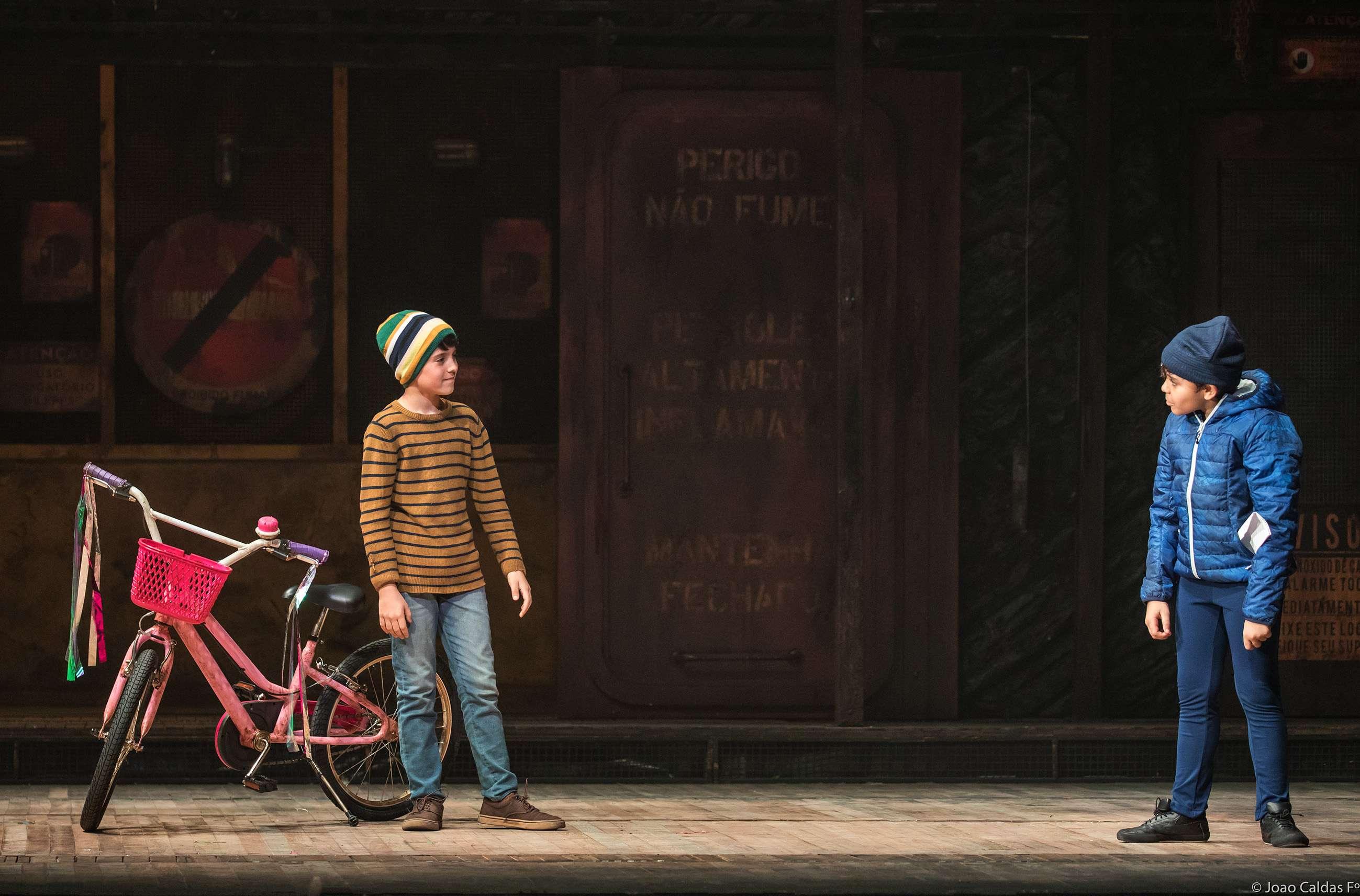 Billy Elliot o musical ganha montagem inédita no Brasil