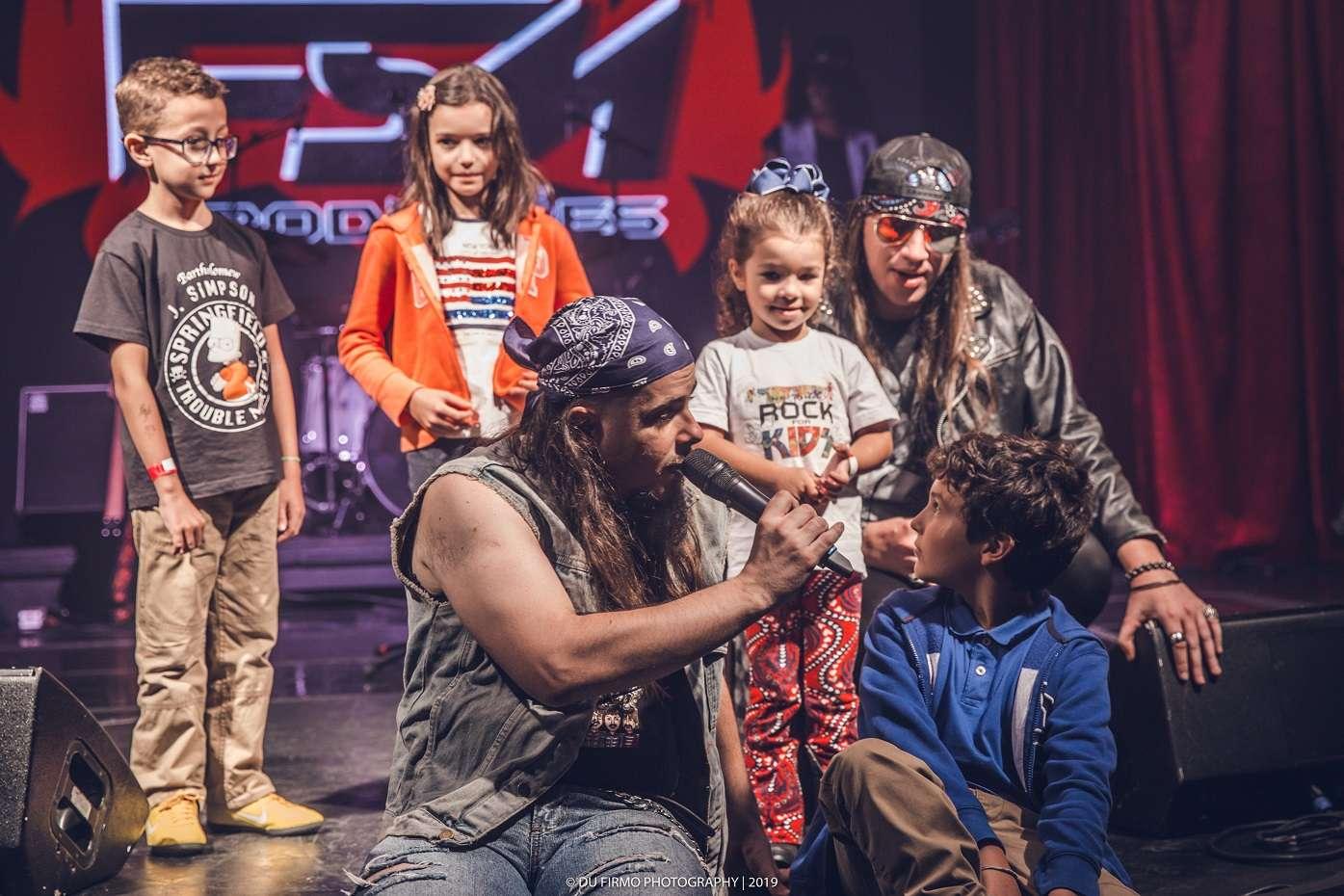 Festival Rock for Kids apresenta os clássicos do rock