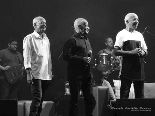 GOLDEN BOYS comemoram 60 anos de carreira