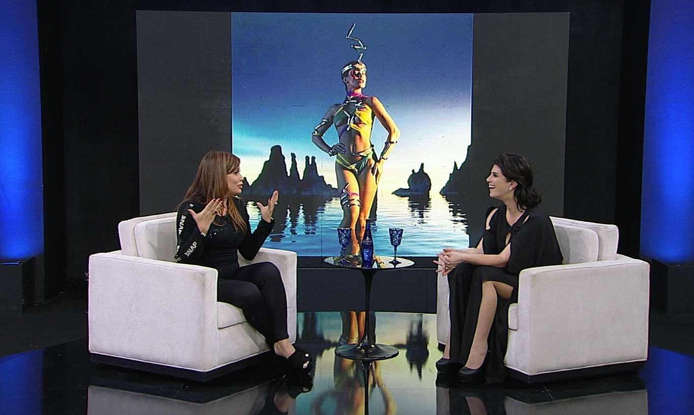 Isadora Ribeiro é a convidada no 'Mariana Godoy Entrevista'