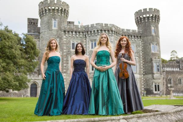 Grupo Celtic Woman estará na Band em 28/junho