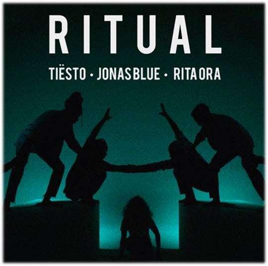 """Single """"Ritual"""", com participação de Rita Ora e Jonas Blue"""