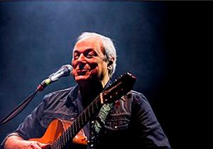Toquinho - Shows e Voz & violão participação Camila Faustino
