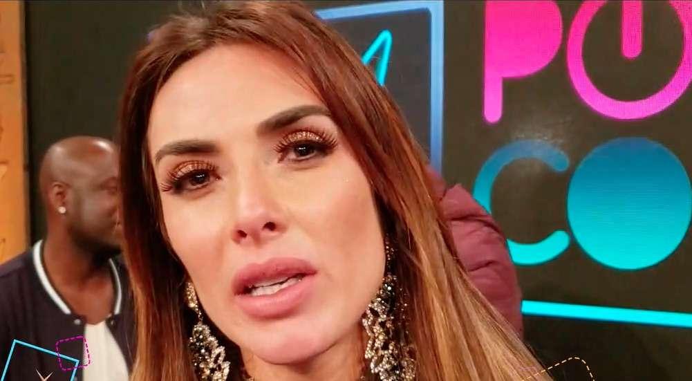 Nicole Bahls admite que teve medo de  ficar viúva!