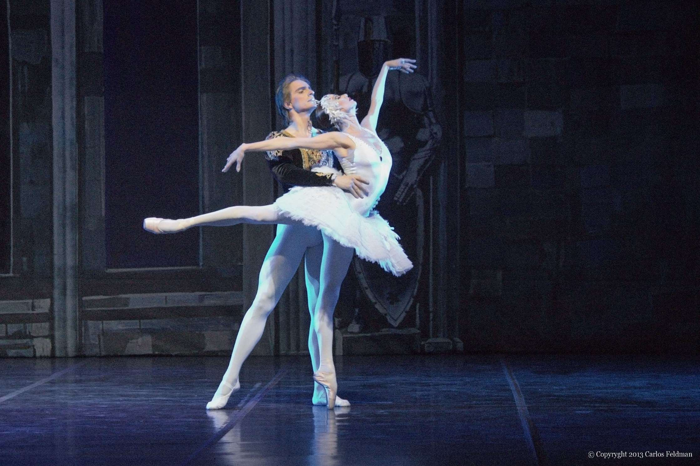 Joias do Ballet Russo no Rio de Janeiro e em São Paulo