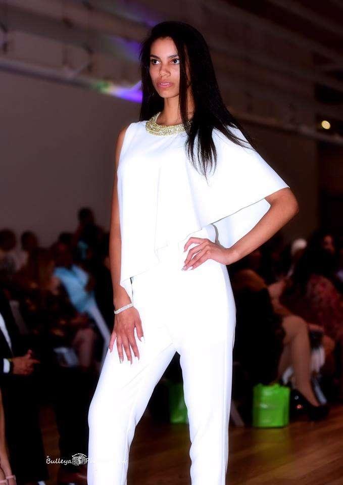 Em boa forma, modelo brasileira está pronta para o NYFW